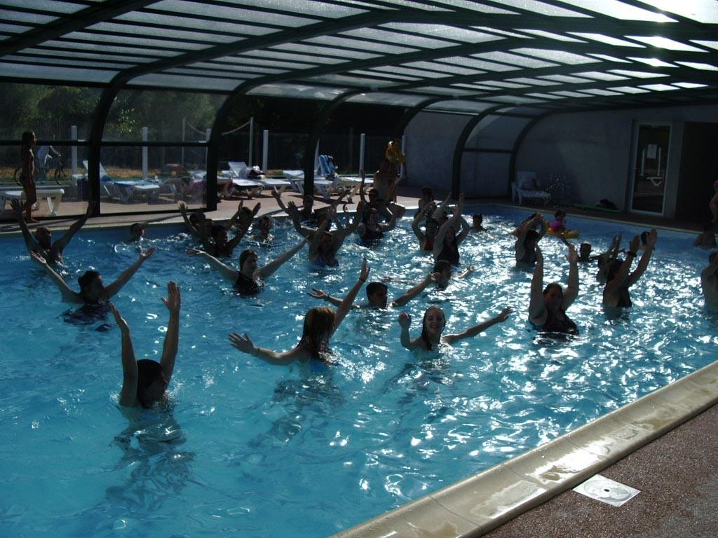 les animations de la piscine