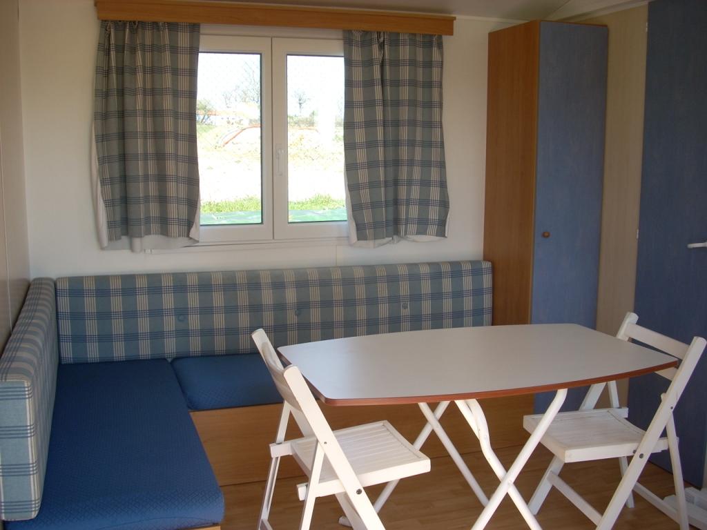 Salon mobile home 2 chambres pas cher Challans
