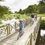 Pistes cyclables près du camping en Vendée