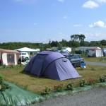 Emplacement de tente